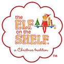 {The Organised Housewife} elfontheshelf 125x125 2