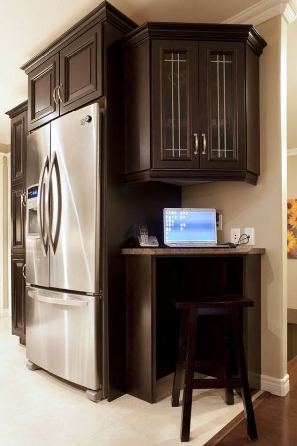 clever space next to fridge 1
