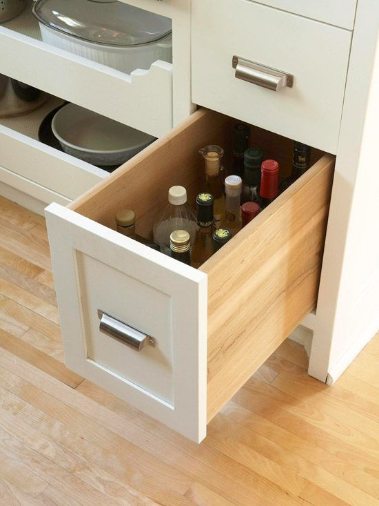 Clever Kitchen Organising Ideas The Organised Housewife