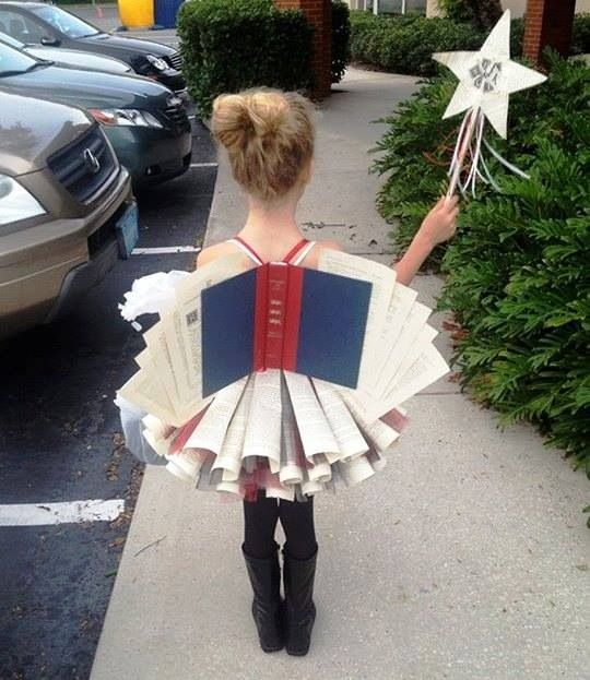 {The Organised Housewife} Book Week Costume Ideas 7