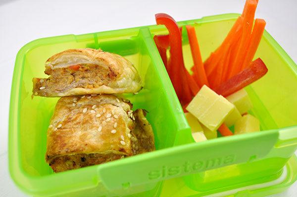 {The Organised Housewife} Homemade Beef and Vegetable Sausage Rolls 11