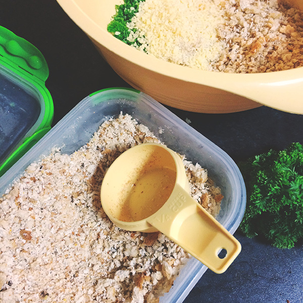 homemade breadcrumbs 2