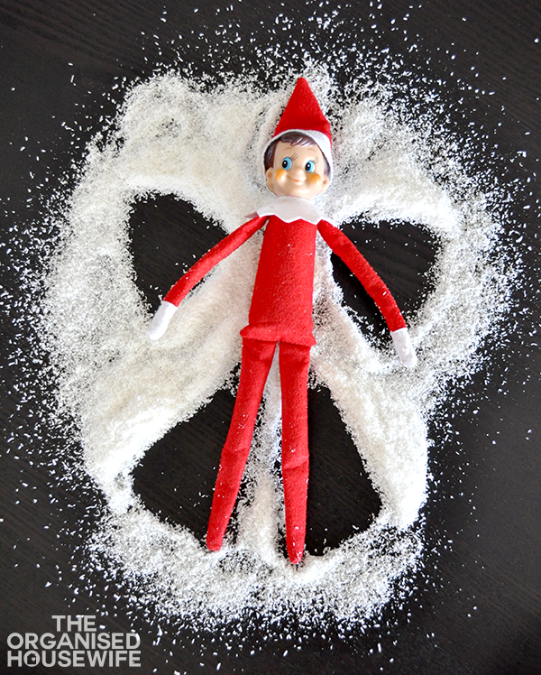 Elf Antic Snow Angel 600