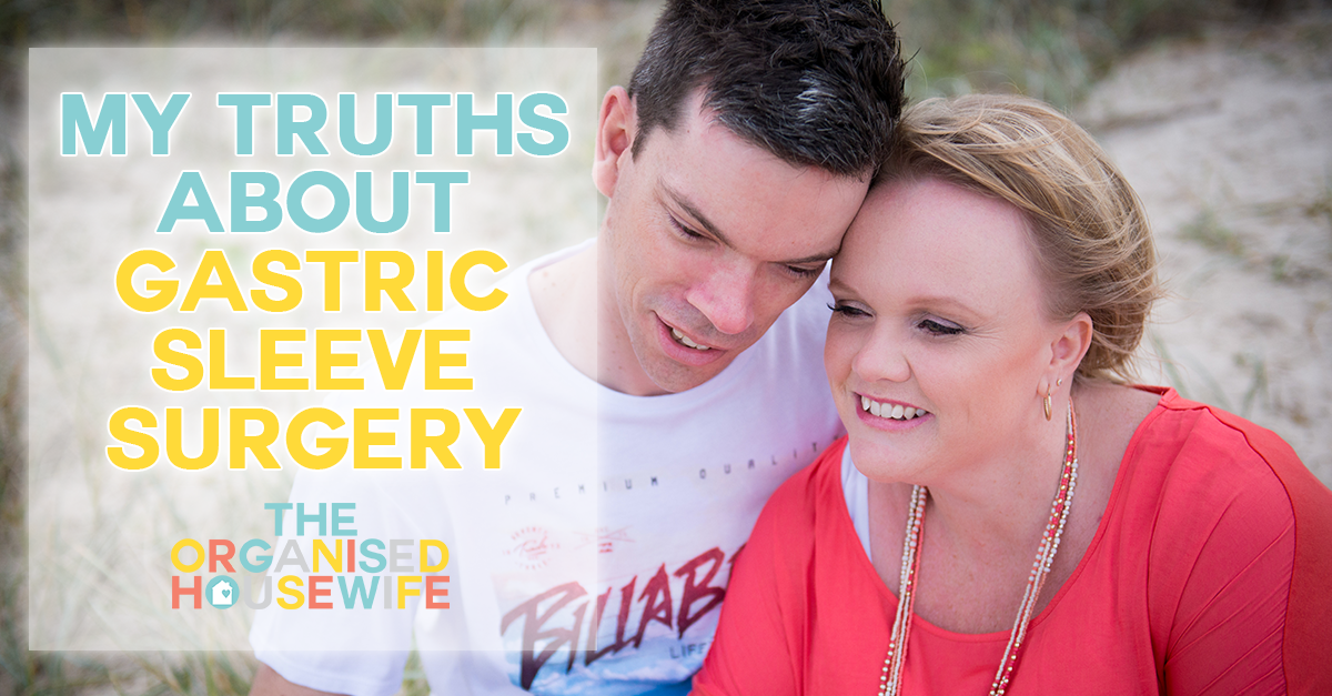 My Truths About Gastric Sleeve Surgery