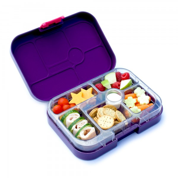 Product one - Yumbox Original - Figue Purple Filled