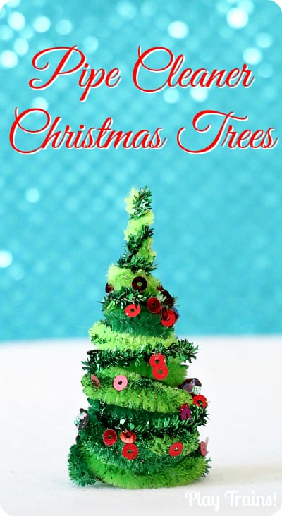 Pipe-Cleaner-Christmas-Trees-for-Train-Sets-and-Small-Worlds-1b