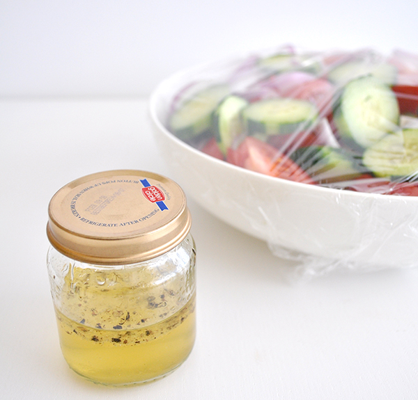 {The Organised Housewife} BBQ Meal Plan - Salad 5