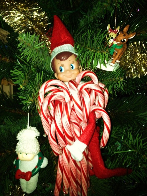 elf on the shelf idea 11