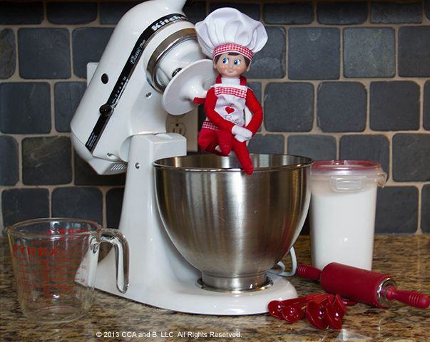 elf on the shelf idea 19