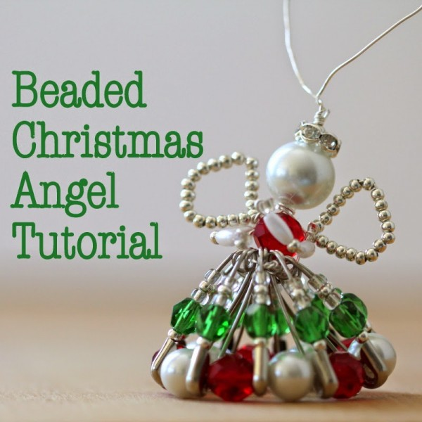 Beaded Christmas Angel Tutorial-001