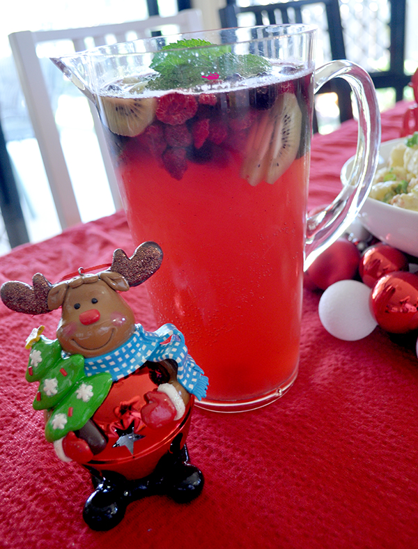 {The Organised Housewife} Christmas Punch Recipe 2