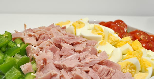 {The Organised Housewife} Cobb Salad 3