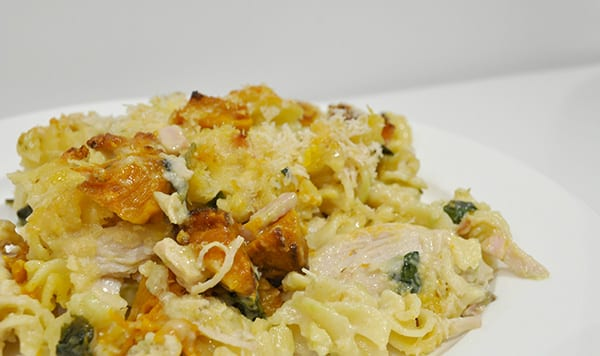 {The Organised Housewife} Turkey Pasta Bake left over 2