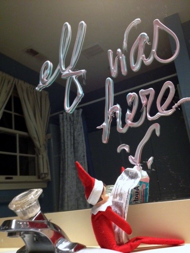 elf on the shelf idea 23jpg