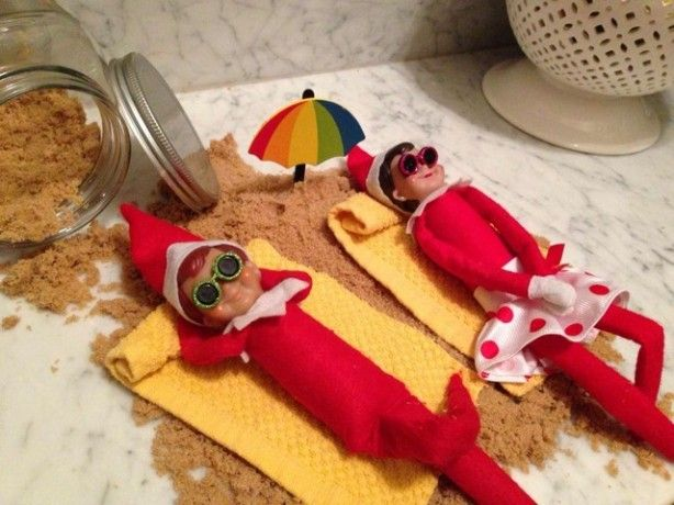 elf on the shelf idea 33jpg