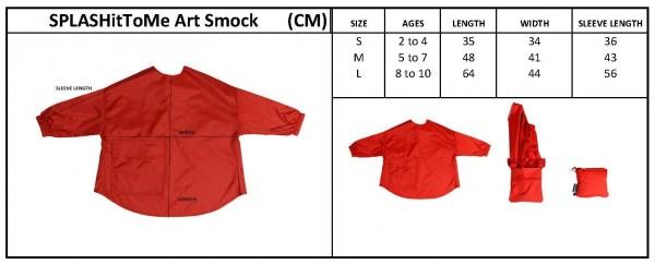 SPLASH - ARTSMOCK measurementssmaller