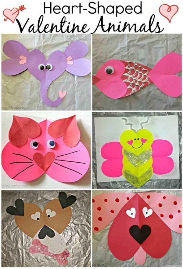 Valentines Day Food and Craft ideas 12