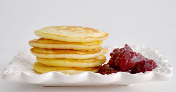 EASY PIKELETS - Pikelets are one of those easy recipes that can be whipped up in a matter of minutes, cooked and eaten straight away, no fuss.