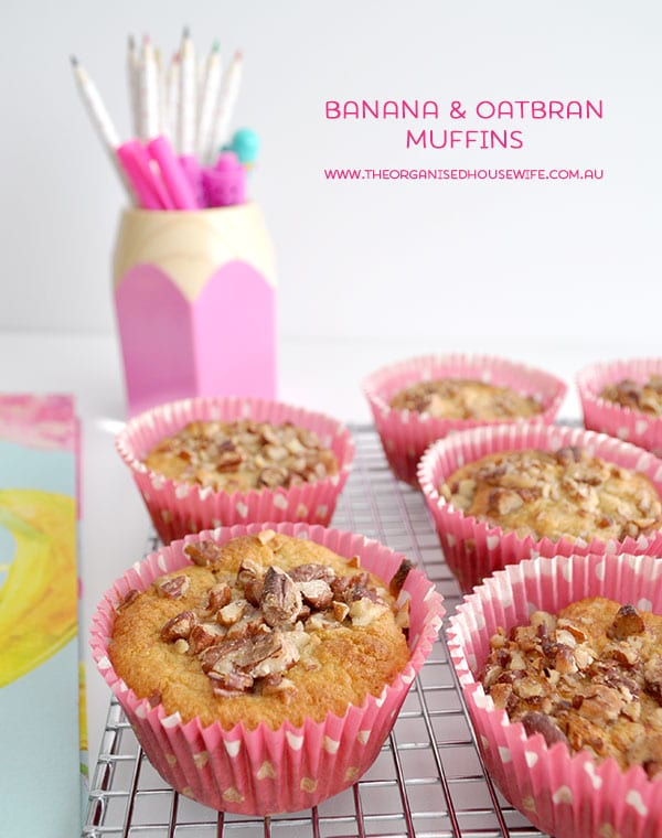Banana-and-Oatbran-Muffins-Healthy