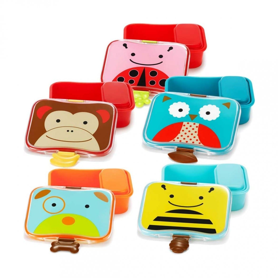 cute kids lunchbox