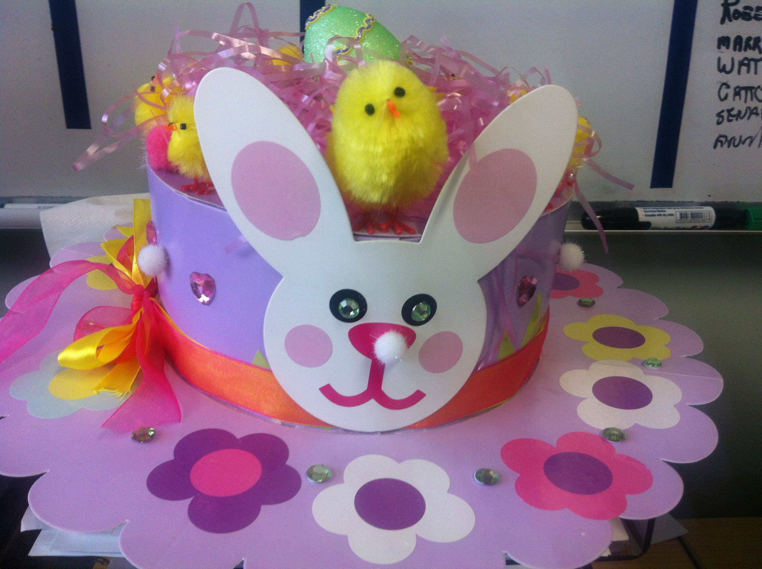Kids Easter Bonnet Ideas The Organised Housewife