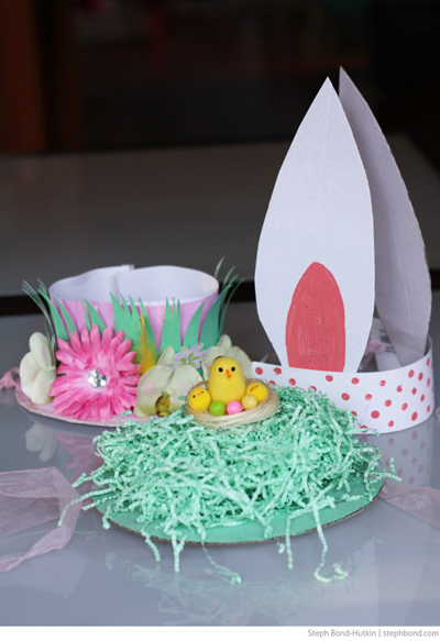 Easter Bonnet Ideas 2015 6