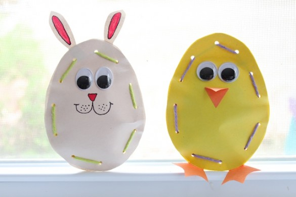 kids easter craft ideas 8