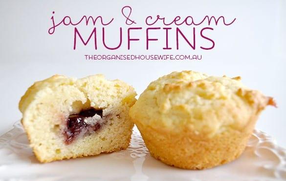 jam-and-cream-muffins