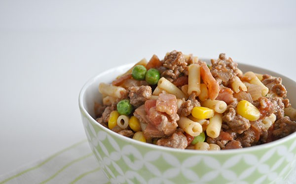Easy-Dinner-Beef-Macaroni-2