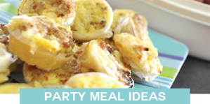 party meal ideas