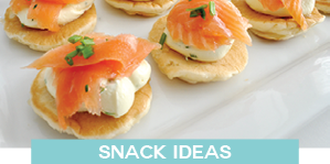 snack meal ideas