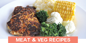meat and veg dinner meal ideas