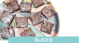 button - slice recipes