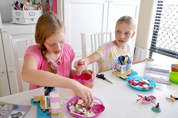 Girls Lego Friends Play Ideas 13