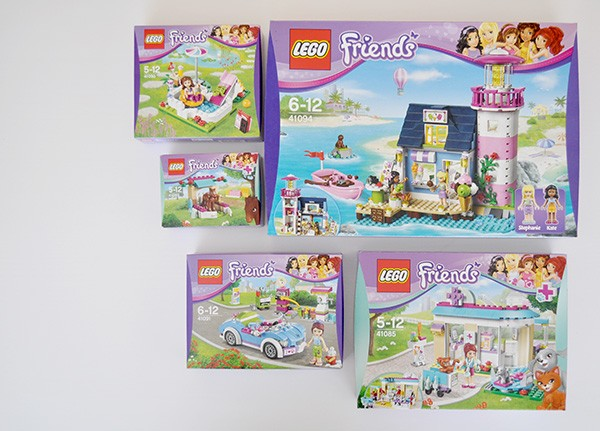 Girls Lego Friends Play Ideas 2