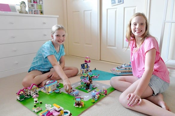 Girls Lego Friends Play Ideas 3