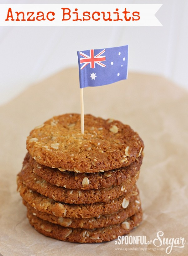 classic anzac biscuits another traditional classic anzac biscuit view ...