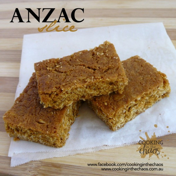 thermomix anzac slice