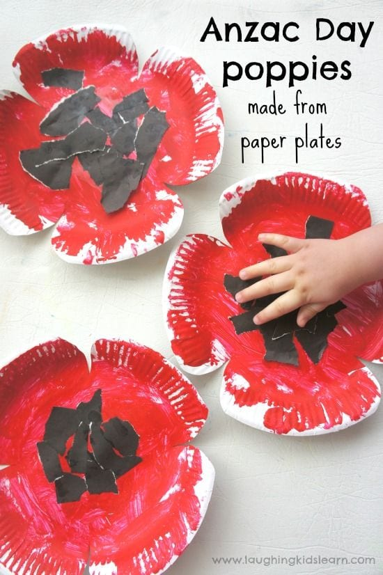 Memorial Day Paper Plate Crafts for Kids