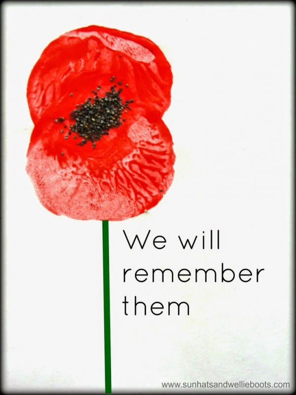 Anzac day craft ideas helping children learn the - Remembrance day craft ideas ...