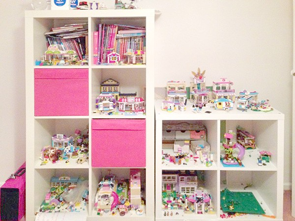 20 Lego Storage Ideas For Girls The Organised Housewife