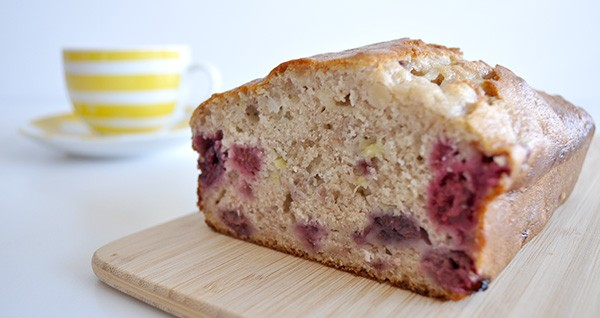 banana-raspberry-loaf