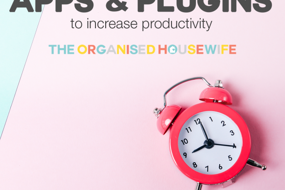 Time Saving Apps and plugins to increase productivity