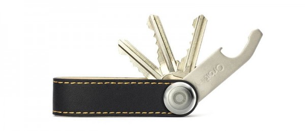Orbitkey-Keyring-Open-Black-Tan-Stitching