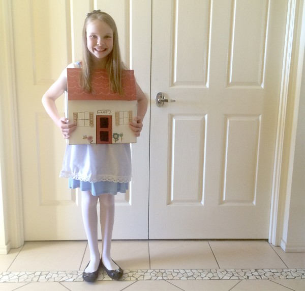 Alice In Wonderland Book Week Ideas : Book character costume ideas the organised housewife