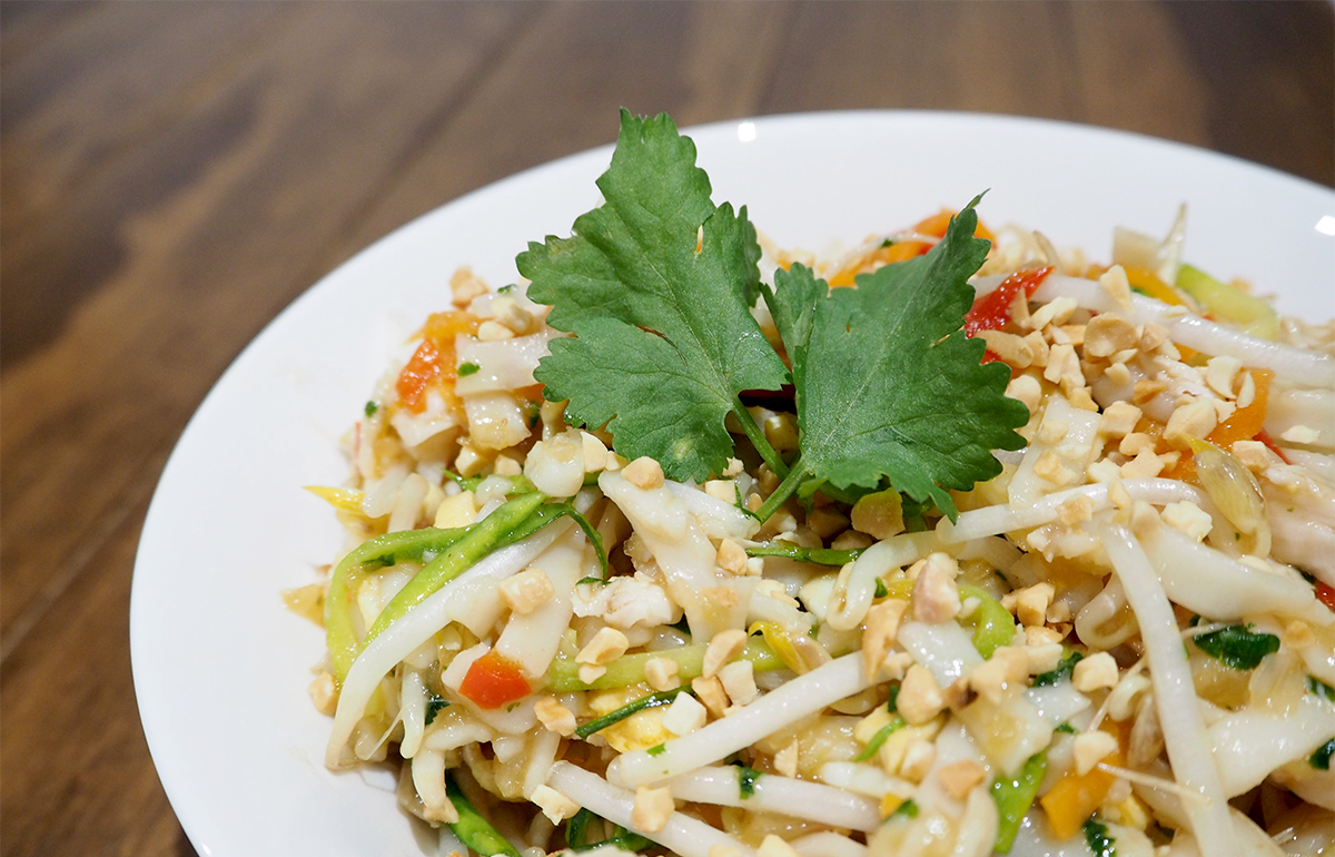 Chicken Pad Thai – The Organised Housewife