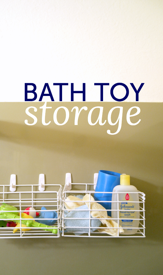 Bath-toy-storage