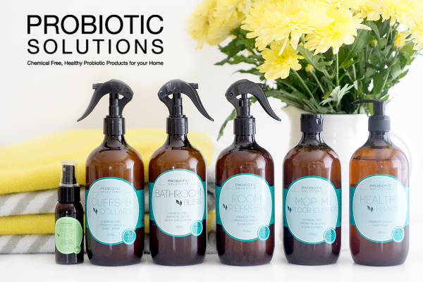 probiotic solutions cleaning range