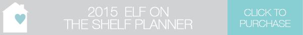 2015 elf on the shelf planner - instant download