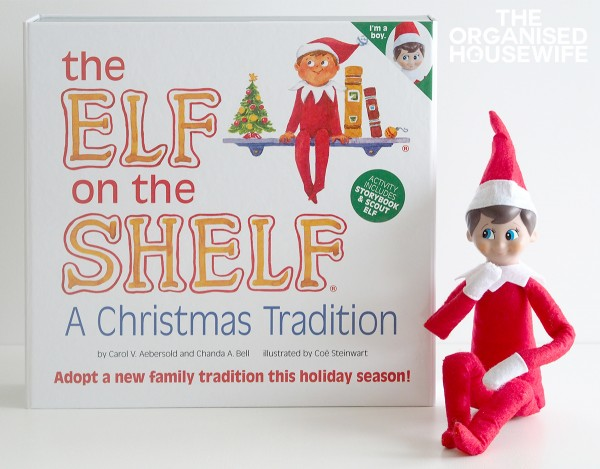 Elf on the Shelf Australia